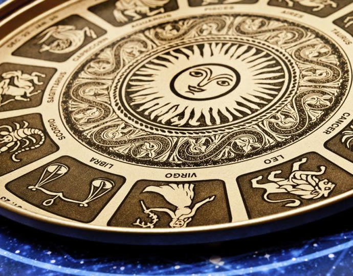 About the astrology chart